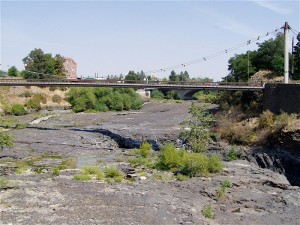 spokane river without