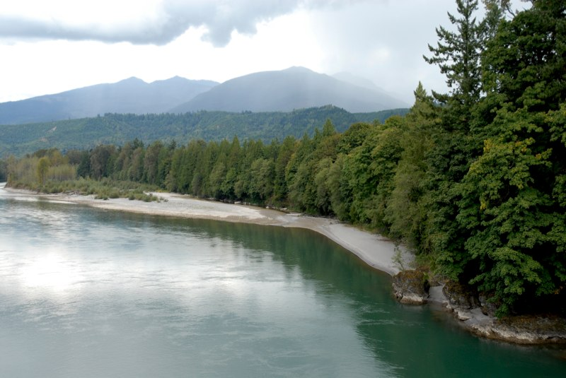 Skagit River. Taken by Brian Walsh